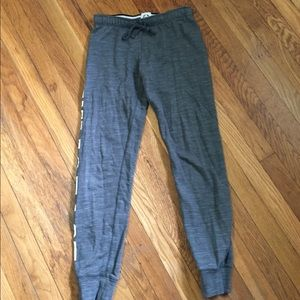 VS PINK Fold over joggers